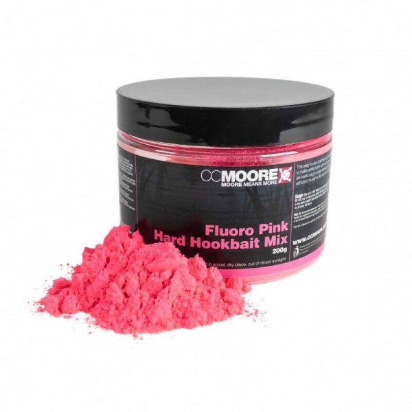 CC MOORE Fluoro Pink Hard Hookbait Making Mix skęstančių masalinių boilių gamybos mišinys (200 g)