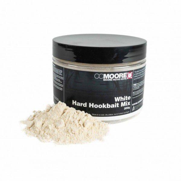 CC MOORE White Hard Hookbait Making Mix skęstančių masalinių boilių gamybos mišinys (200 g)