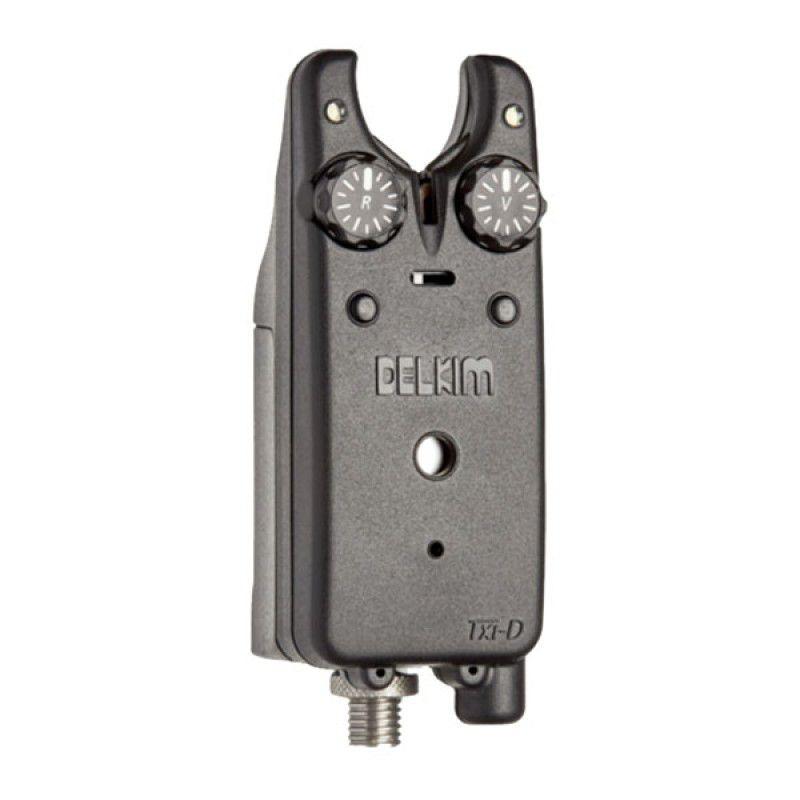 DELKIM Txi-D Digital Bite Alarm kibimo signalizatorius (baltas)