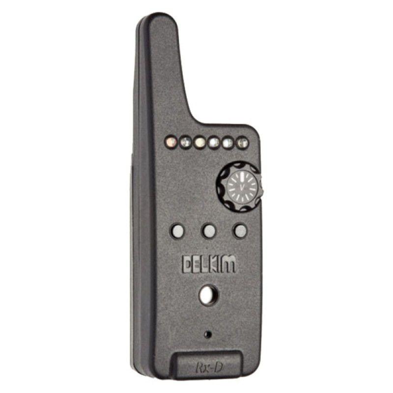 DELKIM Rx-D Digital Bait Alarm Receiver kibimo signalizatorių imtuvas