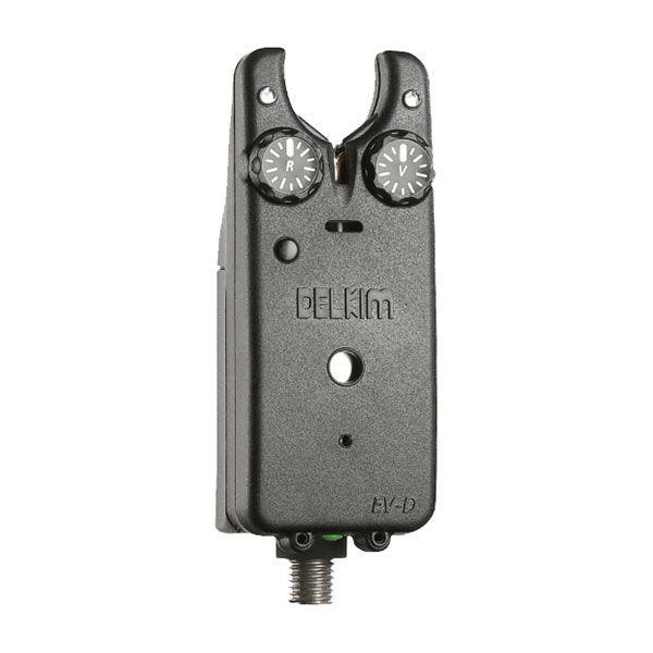 DELKIM Ev-D Digital Bite Alarm signalizatorius (geltonas)