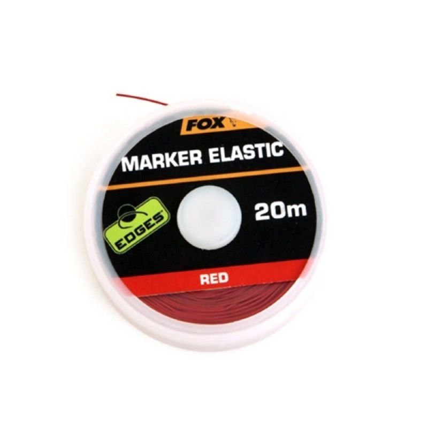 FOX Edges Marker Elastic Red markerinė guma (20 m)