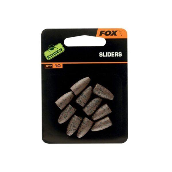 FOX Edges Sliders svarelis (Slankiojantis)