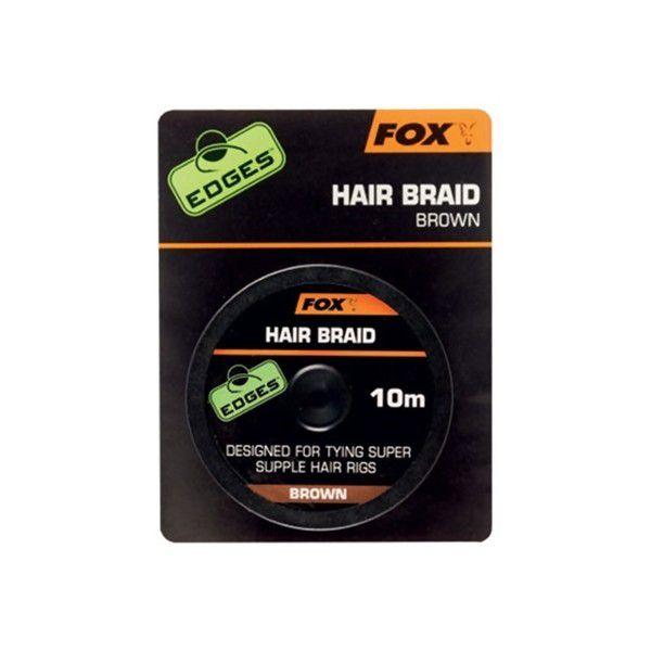 FOX Edges Hair Braid pintas valas plaukui (10 m)