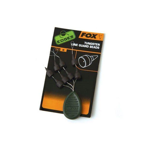 FOX Edges Tungsten Line Guard Beads konusiniai fiksatoriai