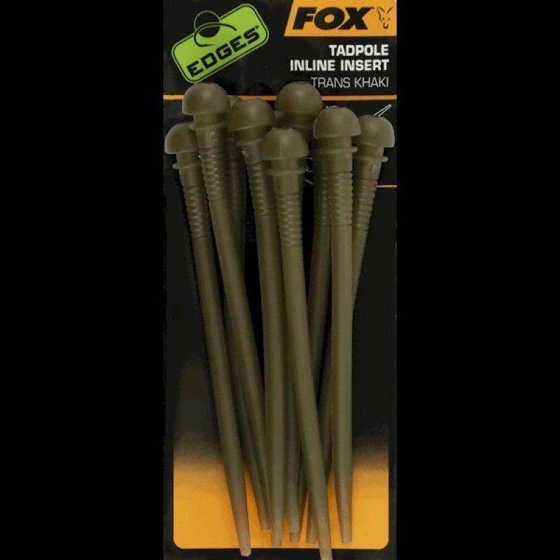 FOX Edges Trans Khaki Tadpole Inline Inserts movos (10 vnt.)