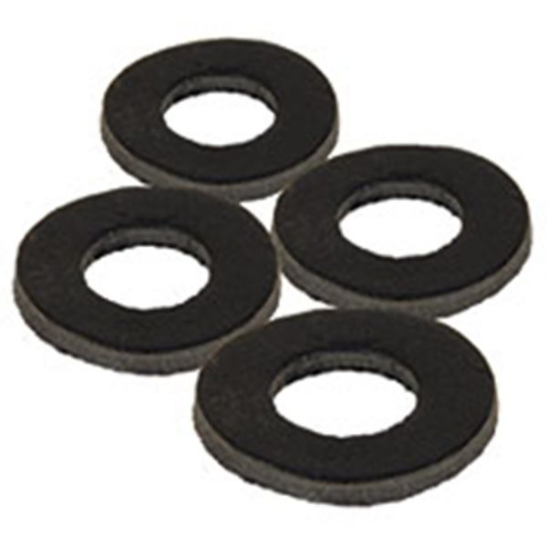 FOX Black Label Leather Washers tarpinės (3 vnt.)