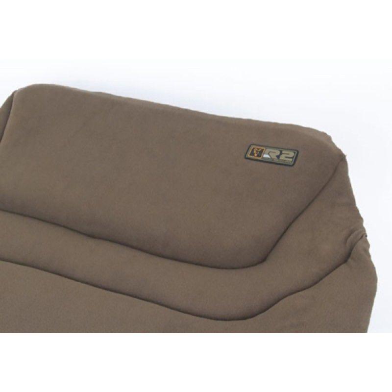FOX R-Series R2 Camo Bedchair gultas (standartinis)