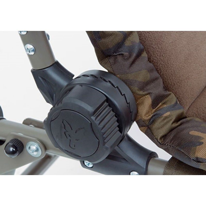 FOX R-Series R1 Camo Chair kėdė (kompaktiška)