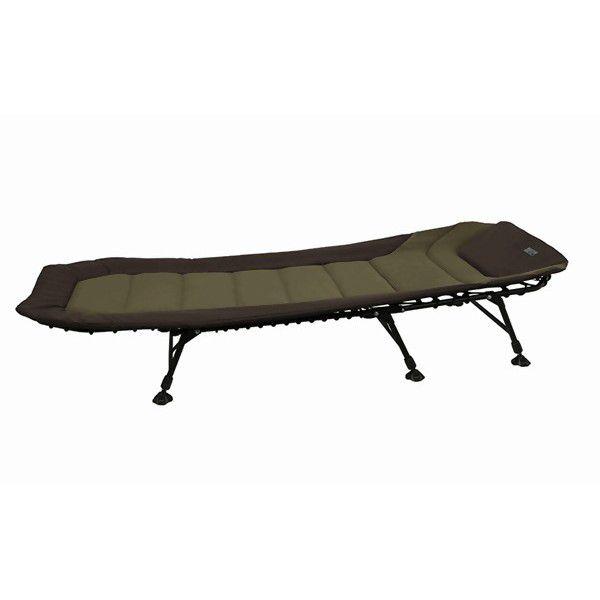 FOX EOS 1 Bedchair gultas (kompaktiškas)