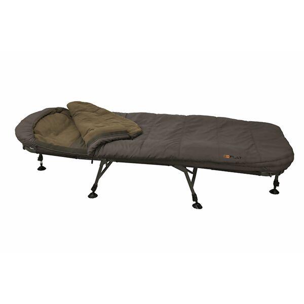 FOX Flatliner 6 Leg 3 Season Bed & Bag Sleep System gulto ir miegmaišio komplektas