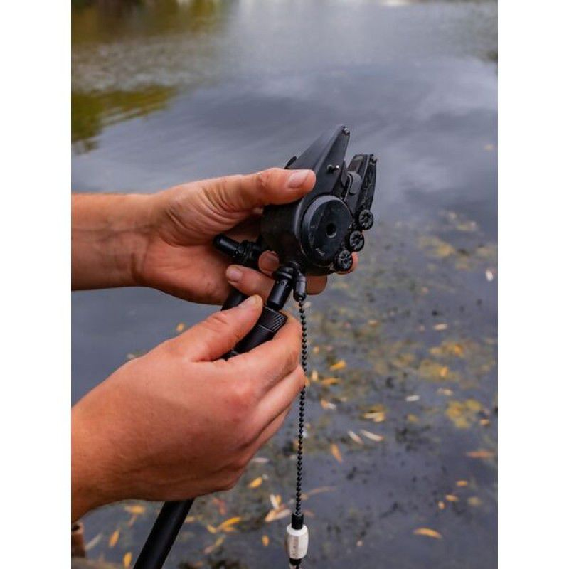 FOX Black Label QR Power Bankstick meškerių kuoliukas (60 cm / 24 in, įsukamas)