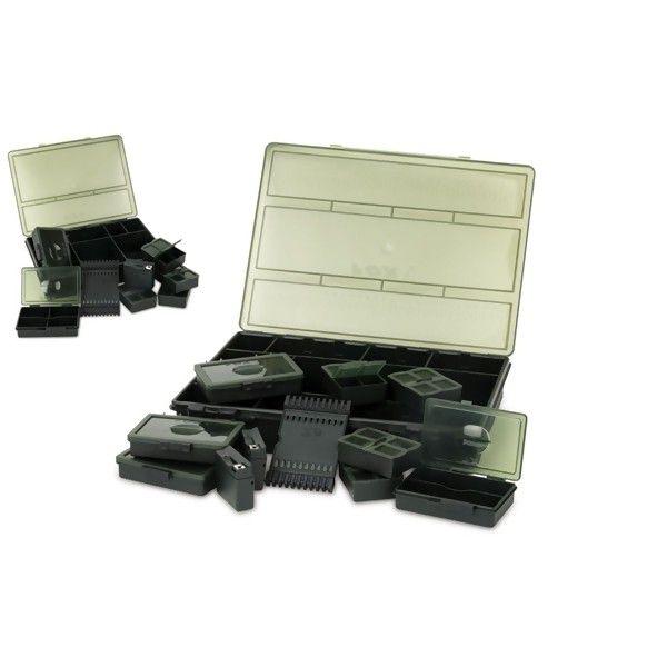 FOX Royale System Accessory Box žūklės reikmenų dėžutė (vidutinė)