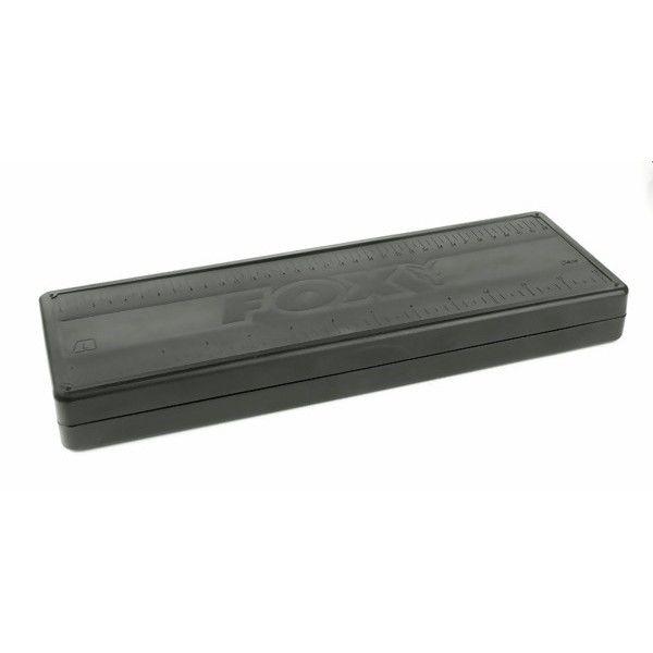 FOX Double Rig Box System inc. Pins dėklas pavadėliams (didelis)