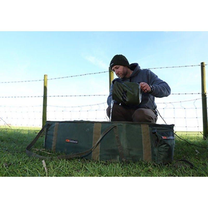 FOX Collapsible Water Bucket kibiras vandeniui (4.5 l)