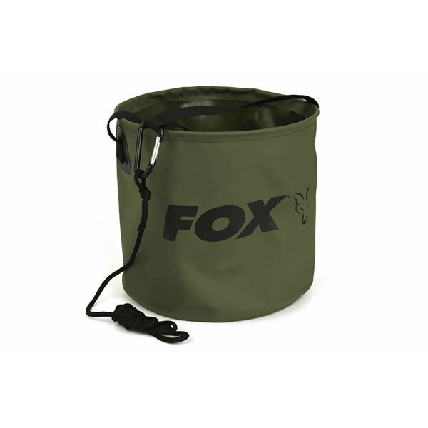 FOX Collapsible Water Bucket kibiras vandeniui (10 l)