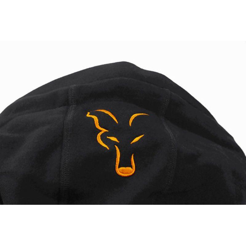 FOX Orange & Black Hoodie džemperis (2XL dydis)