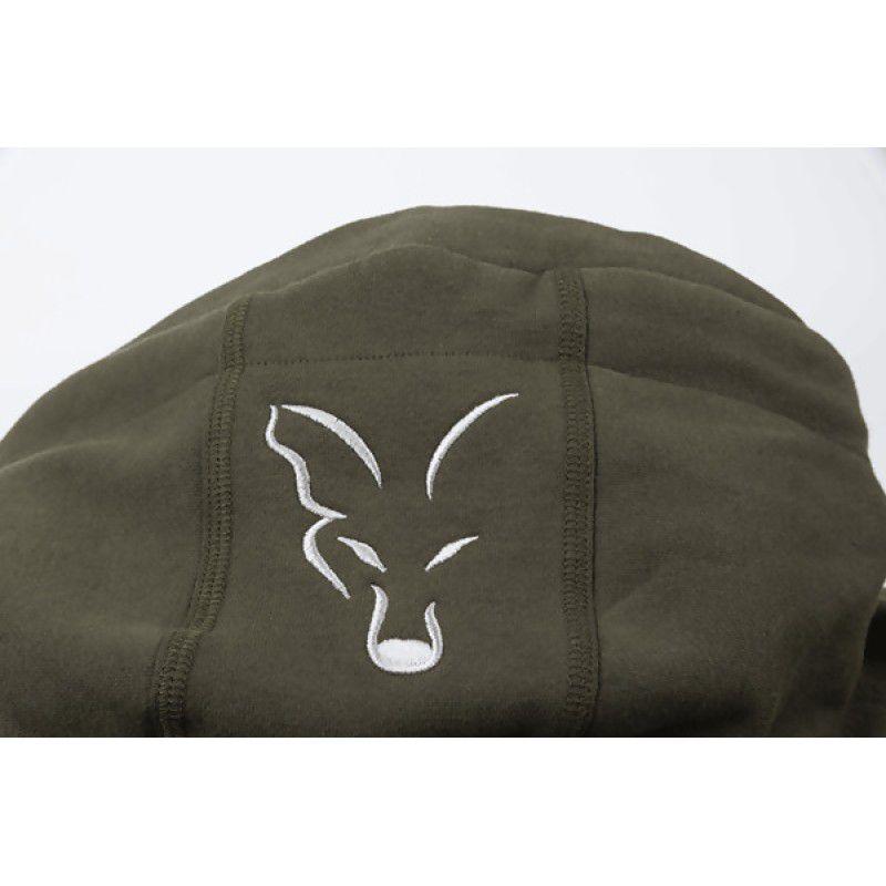 FOX Green & Silver Hoodie džemperis (S dydis)