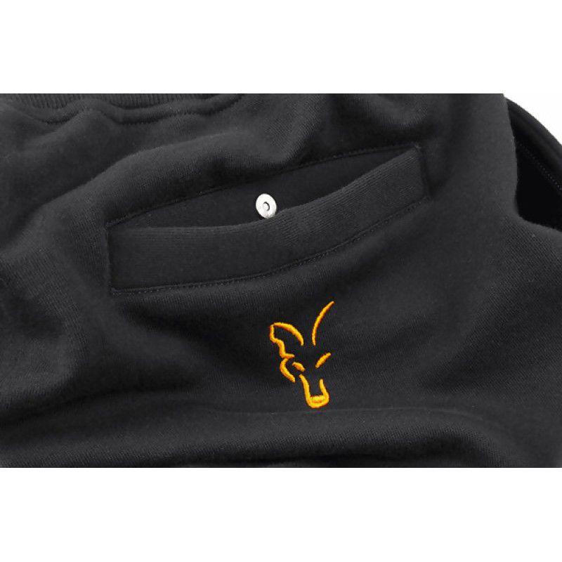 FOX Orange & Black Joggers kelnės (S dydis)