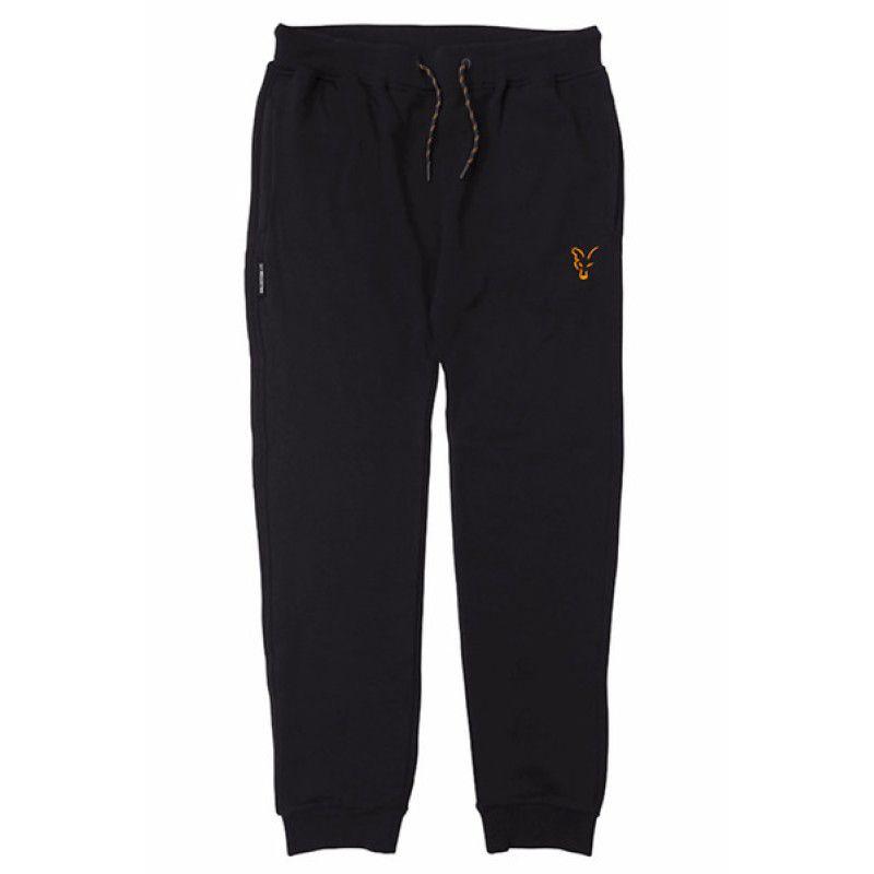 FOX Orange & Black Joggers kelnės (L dydis)