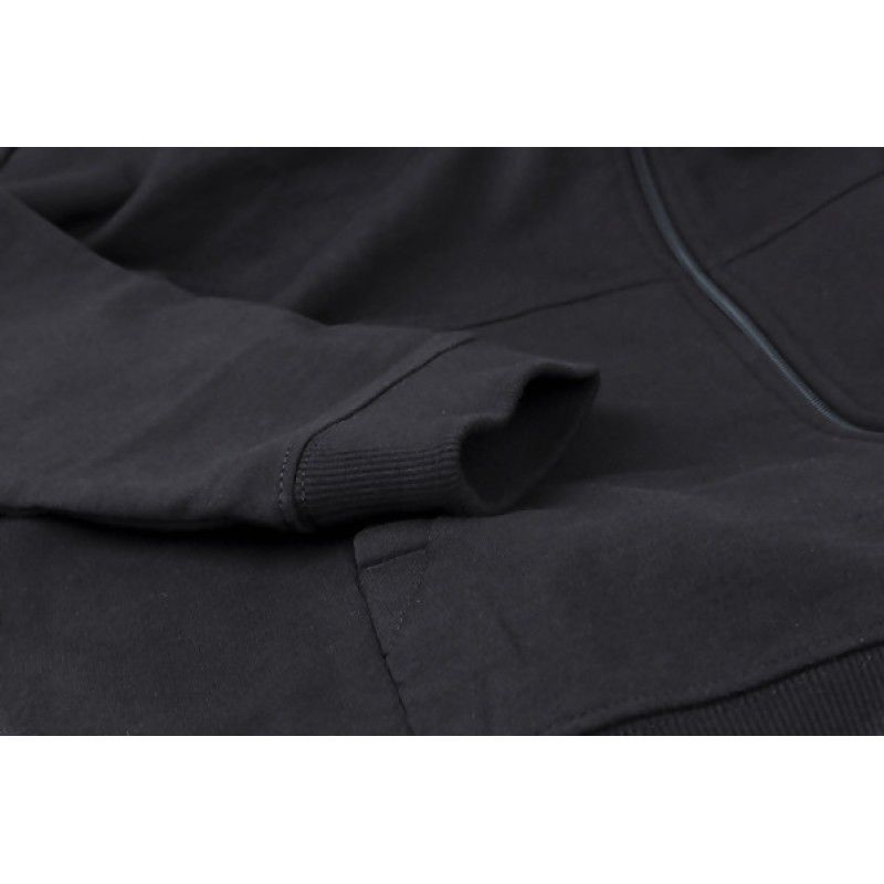 FOX Orange & Black Lightweight Hoodie džemperis (S dydis)