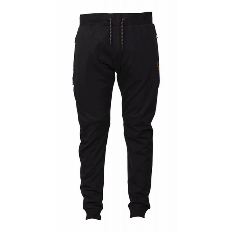 FOX Orange & Black Lightweight Joggers kelnės (M dydis)