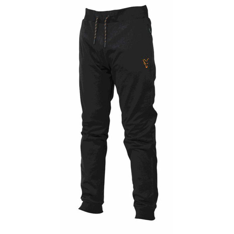 FOX Orange & Black Lightweight Joggers kelnės (L dydis)