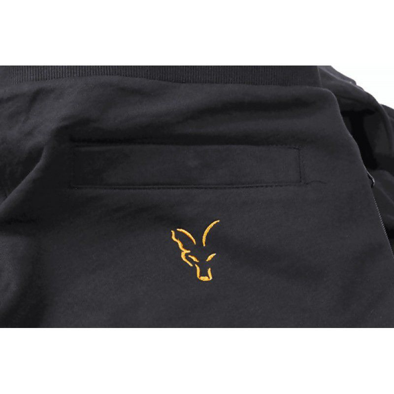 FOX Orange & Black Lightweight Joggers kelnės (2XL dydis)