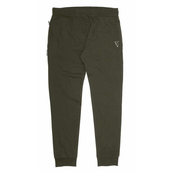 FOX Green & Silver Lightweight Joggers kelnės (S dydis)
