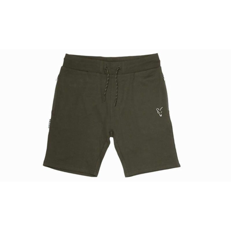 FOX Green & Silver Lightweight Shorts šortai (S dydis)