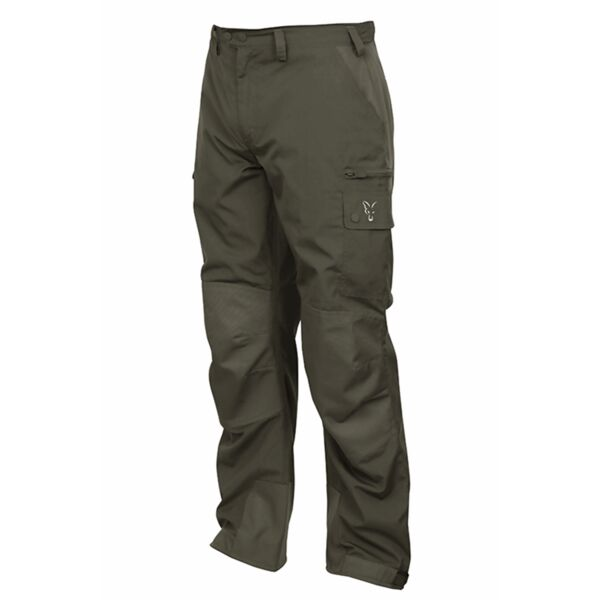 FOX Collection HD Green Trousers kelnės (M dydis)