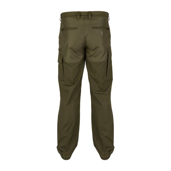 FOX Collection HD Green Un-Lined Trousers kelnės (XXL dydis)