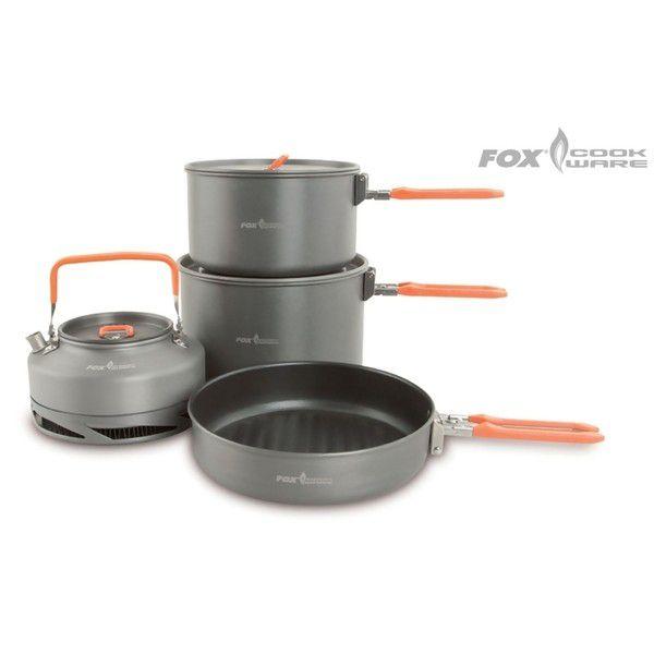 FOX Cookware Set puodų rinkinys (4 dalių)