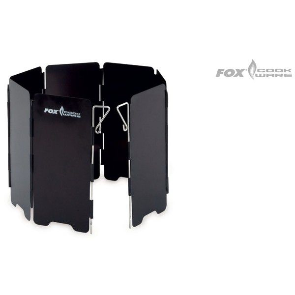 FOX Cookware Windshield XL viryklės apsauga nuo vėjo (XL dydis)