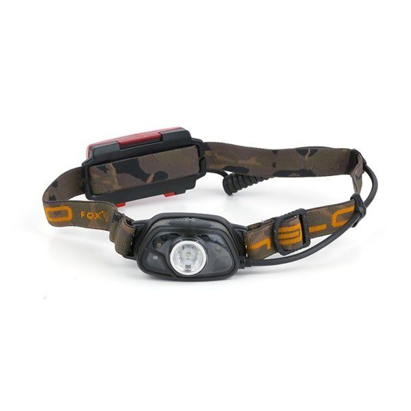 FOX Halo MS250 Headtorch prožektorius ant galvos
