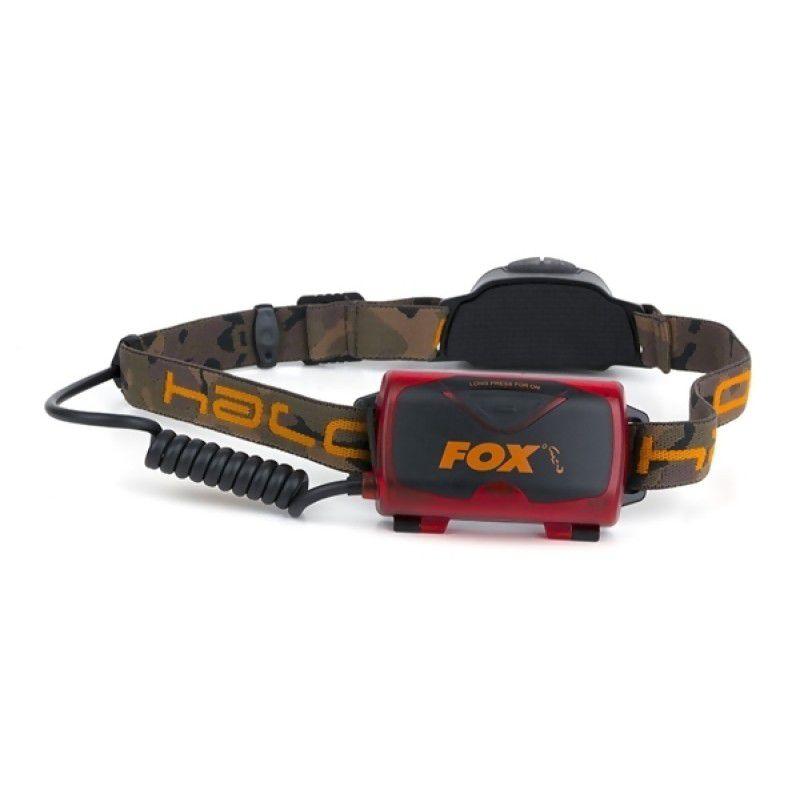 FOX Halo MS250 Headtorch prožektorius ant galvos