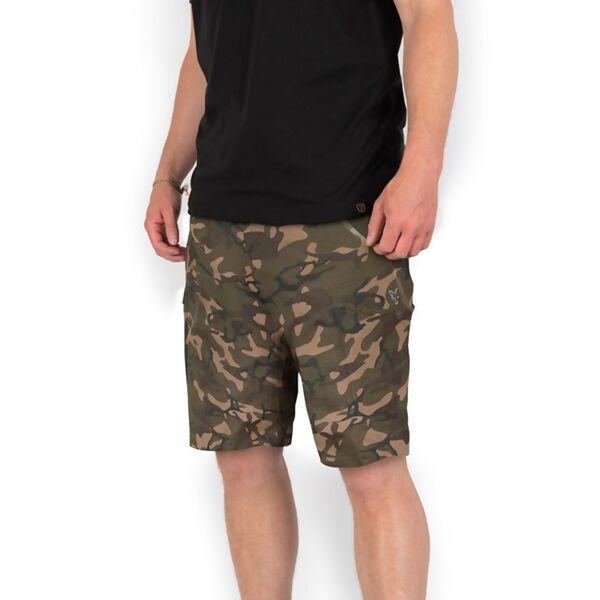 FOX Camo Cargo Shorts šortai (L dydis)