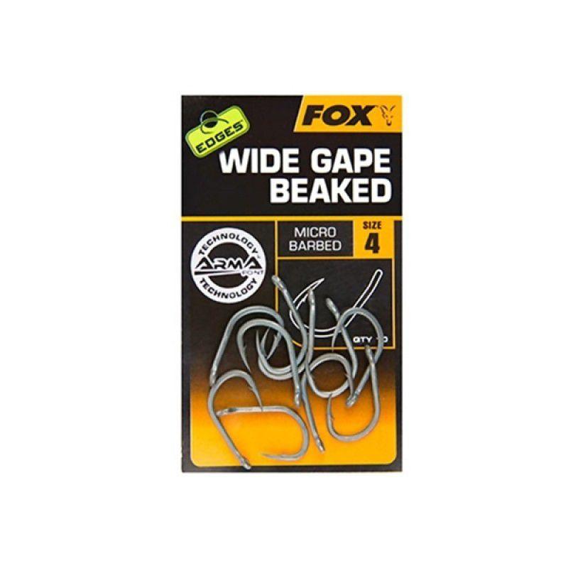 FOX Edges Wide Gape Beaked Hooks kabliukai (4 dydis)