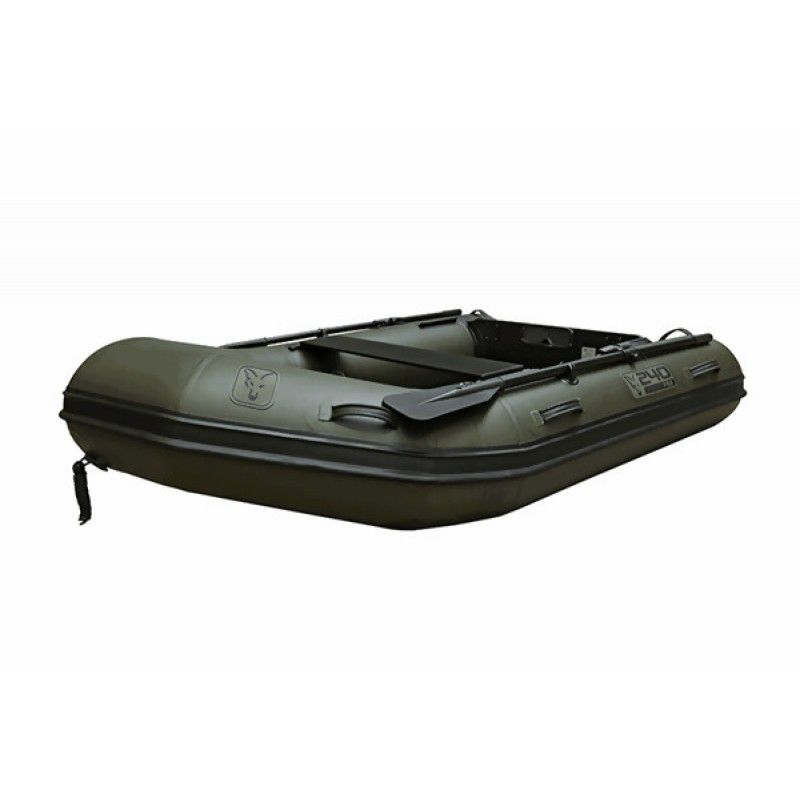 FOX 240 Inflatable Boat Green pripučiama valtis (2.4 m)