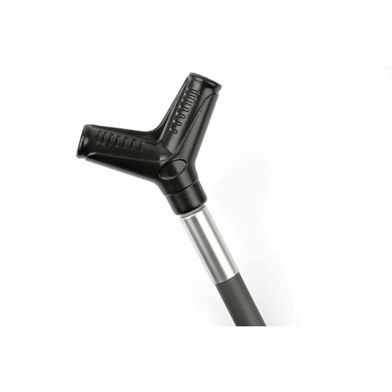 FOX EOS Landing Net graibštas (1 dalies, 1.8 m / 6 ft, 117 cm / 46 in)