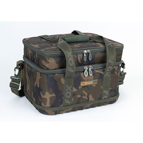 FOX Camolite™ Low Level Coolbag krepšys (šaltkrepšis, Camo)