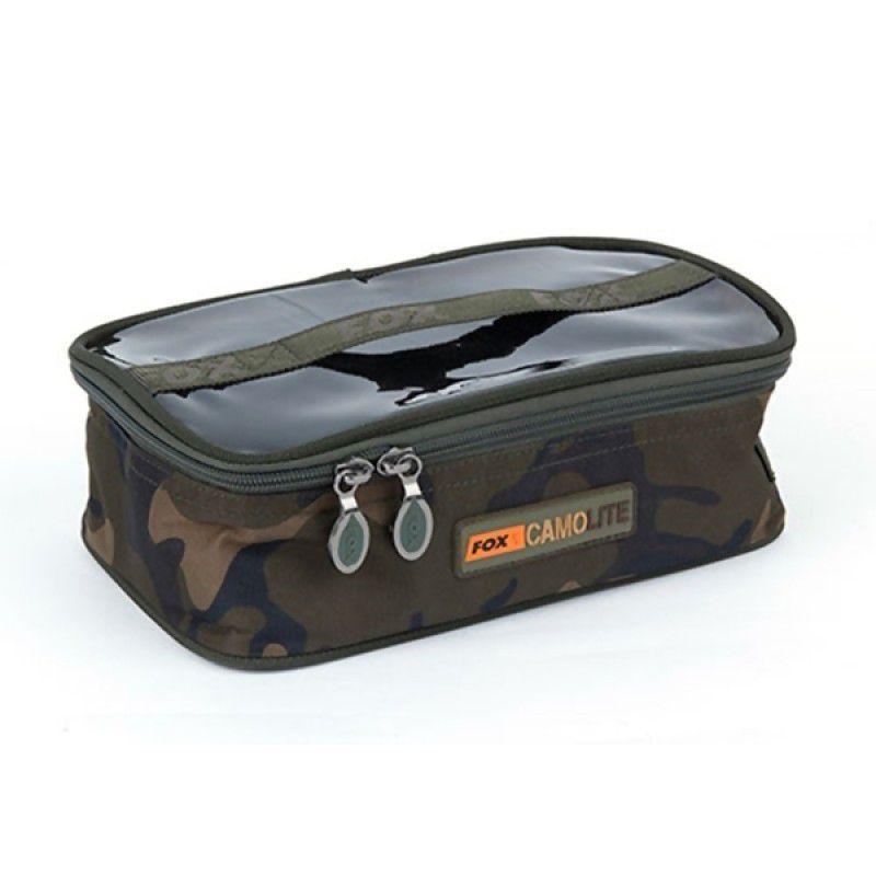 FOX Camolite Accessory Bag žūklės reikmenų dėžutė (vidutinė)