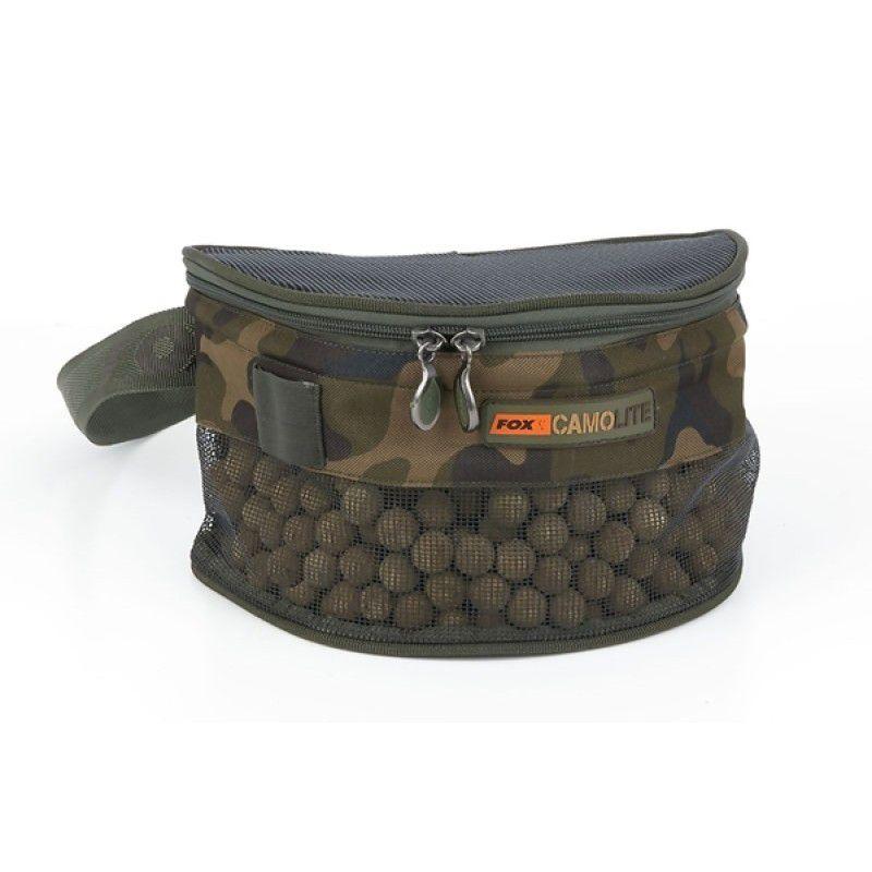 FOX Camolite Boilie Bum Bag krepšys jaukams (standartinis)