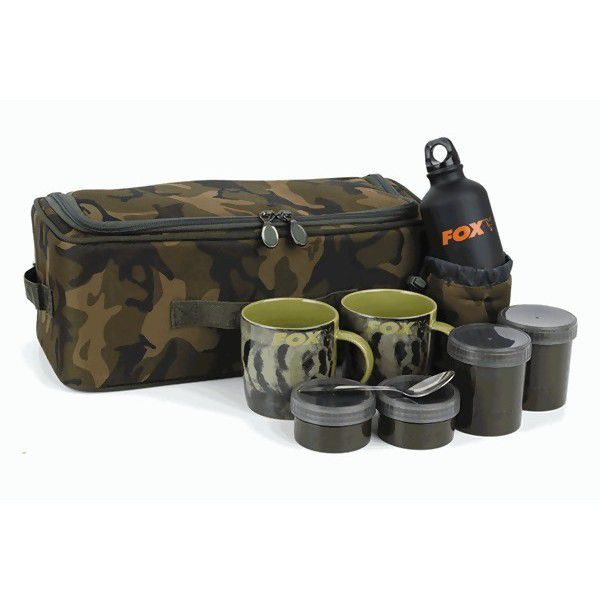 FOX Camolite Brew Kit Bag krepšys indams