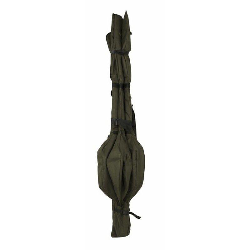 FOX R-Series Rod Quiver meškerių dėklas (5 meškerėms, 3.60 m / 12 ft, komplekte 3 dėklai)