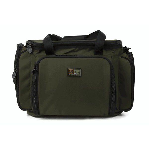 FOX R-Series 2 Man Cooler Food Bag šaltkrepšis su indais ir stalo įrankiais