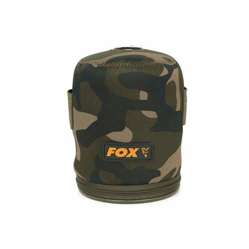 FOX Camo Neoprene Gas Cannister Cover dėklas dujų balionėliui