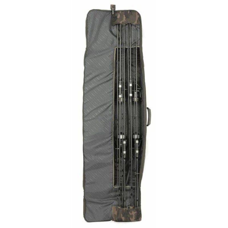 FOX Camolite Rod Case meškerių dėklas (2+2 meškerėms, 3.00 m / 10 ft)