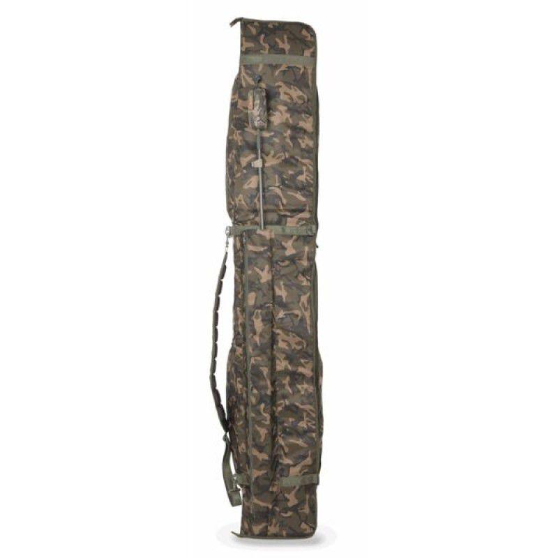 FOX Camolite Rod Case meškerių dėklas (3+3 meškerėms, 3.90 m / 13 ft)