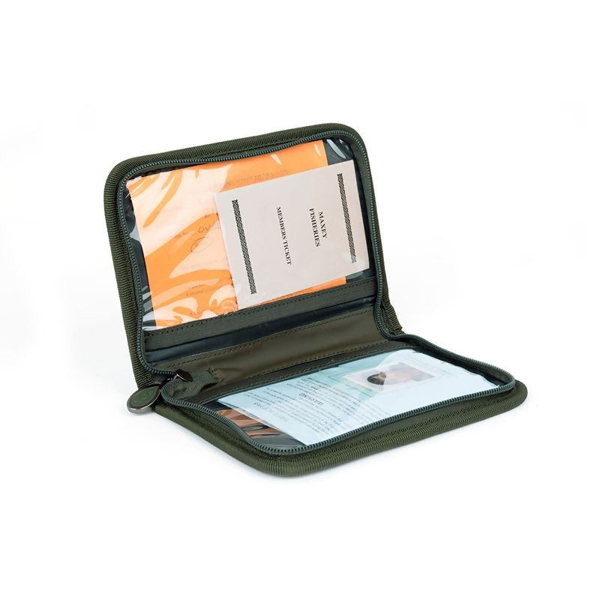 FOX Camolite License Wallet dėklas dokumentams